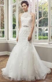 halter neck wedding dresses halter neck wedding dresses in uk queeniewedding