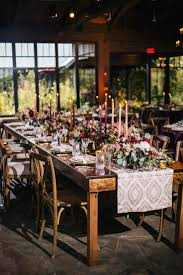 inspirational renaissance inspired wedding décor elements inside