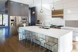 le de cuisine moderne 99 idées de cuisine moderne où le bois est à la mode kitchen