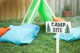 inspirational camping in backyard vectorsecurity me