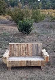 fabriquer porte de grange faire un banc en palette de bois et le décorer soi même les top