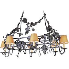 mexican wrought iron lighting c173 ch066 1 by arte de mexico iron lighting collection weathered