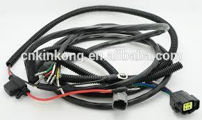 kinkong zhejiang car accessories automotive printer wire harness