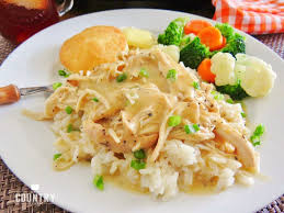 crock pot chicken and gravy crock pot recipes pinterest