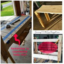 Pallet Console Table Pallet To Console Table Hometalk