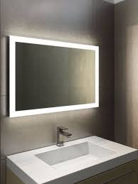 Led Lights In Bathroom Halo Wide Led Light Bathroom Mirror Halo Range Bathroom Ranges