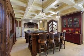 kitchen with 2 islands custom kitchen islands brucall