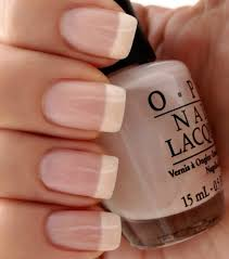 opi perfect pink u0026 white french manicure opi bubble bath opi