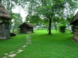 a backyard file gocsej village house backyard jpg wikimedia commons