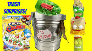wacky trash toy surprise wednesday grossery gang color change