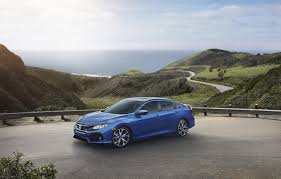 honda unveils specs for the 2017 civic si coupe and sedan