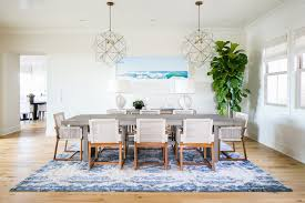 coastal dining room table estillo project modern coastal dining roombecki owens coastal dining