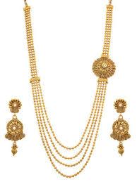 long necklace sets images Jfl gold plated kundan bead designer long necklace set at rs 3499 jpg