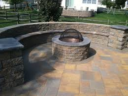 patio stone pavers autumn hill patio u0026 landscape hardscaping design landscaping