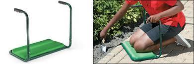 Garden Kneeler Bench Garden Kneeler Lee Valley Tools