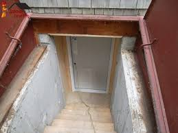 basement entry home plans basement entry doors more weatherproof