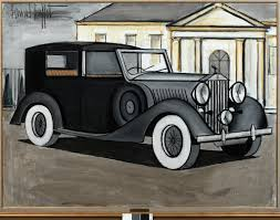 yellow rolls royce 1920 bernard buffet rolls royce 1937 available for sale artsy