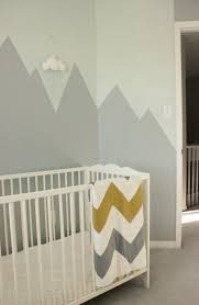 Nursery Wall Mural Decals Design Nursery Wall Mural Grey Colors Wall Decals Color Baby Crib