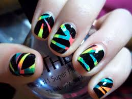 Easy To Do Nail Designs For Short Nails At Home Classic Designing - Designing nails at home