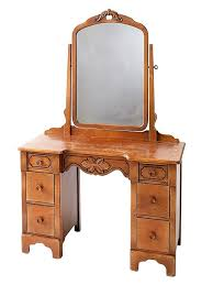 antique dressing table with mirror antique vanity table furniture designs ideas and decors how to