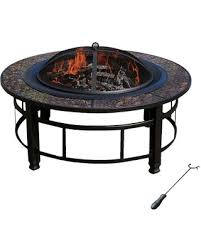Granite Fire Pit by Spring Savings On Leisurelife Granite Fire Pit Round U2013 34 U201d Brown