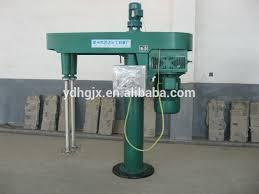 sale automatic lift latex paint dispersion mixer paint color