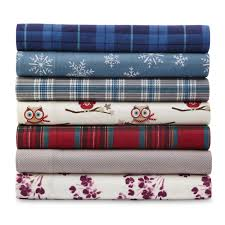 cannon flannel sheet set