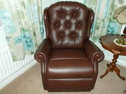 Second Hand Leather Armchair Second Hand Rise And Recliner Chairs Second Hand Disability