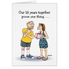 18th anniversary gift 18th anniversary gifts on zazzle