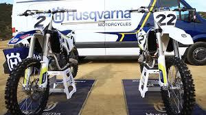 motocross action videos 2016 husqvarna fc450 versus husqvarna fc350 motocross action