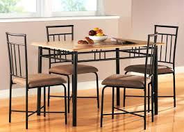 Black Metal Chairs Dining Furniture Fascinating Black Metal Dining Chairs For Your Lovely