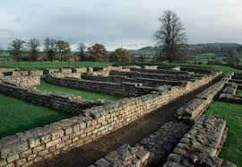 fishbourne roman palace floor plan lesser known roman ruins in england scotland and wales