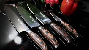 What Is The Best Set Of Kitchen Knives Titanium Placing Value In Your Hands By Sternsteiger Stahlwaren