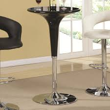 Adjustable Bar Table Coaster Bar Units And Bar Tables Modern Adjustable Bar Table