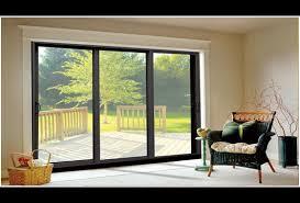 Sliding Glass Doors Patio Frameless Glass Sliding Doors For A Modern And Vibrant Feel Modern
