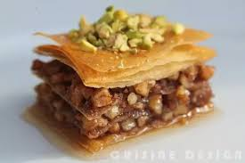 what are some desserts around the world