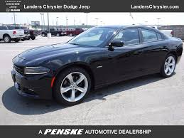2017 used dodge charger r t 1 owner at landers ford serving