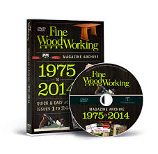 fine woodworking u0027s 2014 magazine archive editors of fine