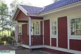 Fertighaus Kaufen Schwedische Eingangsveranda Schwedenhaus Holzhaus Fertighaus