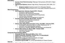 Server Job Description Resume by Subway Job Description Resume Reentrycorps