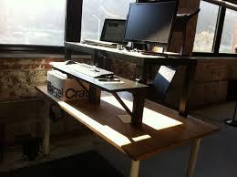 Diy Standing Desk Ikea by Adjustable Standing Desks Diy Diy Standing Desk Kit U2013