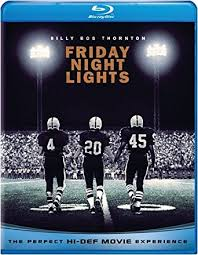 amazon black friday blu rays amazon com friday night lights blu ray billy bob thornton tim