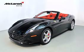 Ferrari California Gray - 2015 ferrari california for sale in norwell ma 205684 mclaren
