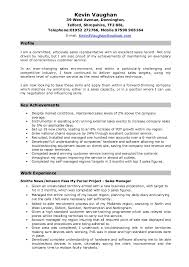 Sample Loan Processor Resume by Kevin Vaughan Cv