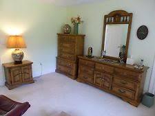 Vintage Furniture EBay - Dark wood bedroom furniture ebay