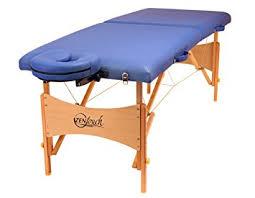 master massage equipment table amazon com master massage zentouch portable massage table blue 27