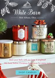Big Barn World Sign In White Barn Home Fragrance Collection Bath U0026 Body Works