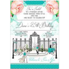 paris birthday invitations free printable invitation design