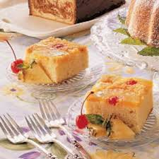 pineapple pound cake recipe taste of home