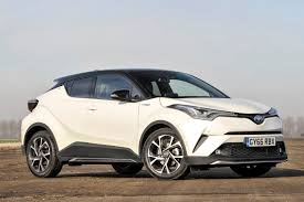 suv toyota chr the best family suvs parkers